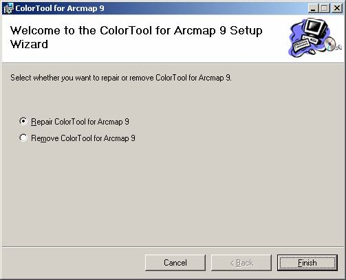 Installation of Tools for ArcMap - Geographic Information